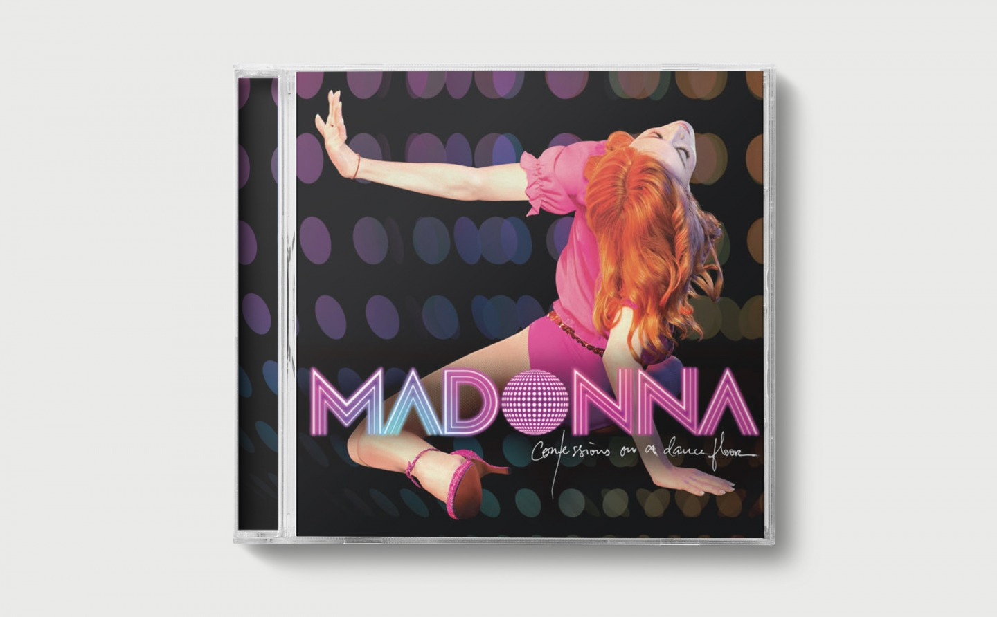 GB65   Madonna: Confessions On A Dance
